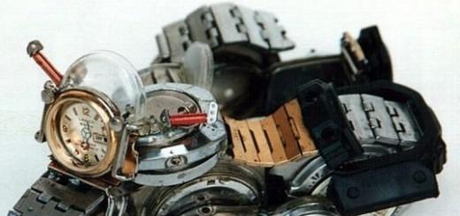zepsuty zegarek