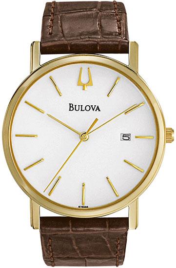 klasyczny zegarek Bulova